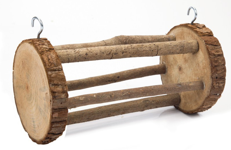 Beeztees houten hooiruif