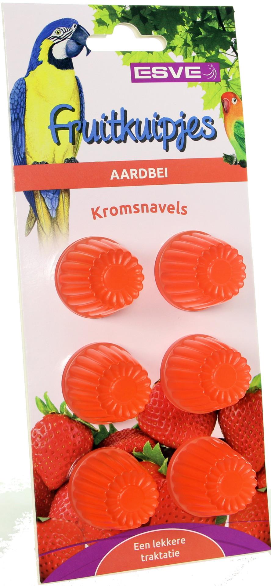 ESVE fruitkuipjes Aardbei