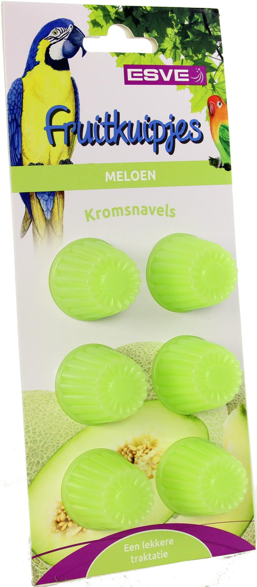 ESVE fruitkuipjes Meloen
