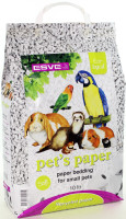 ESVE Pet's Paper bedding 10 ltr thumb