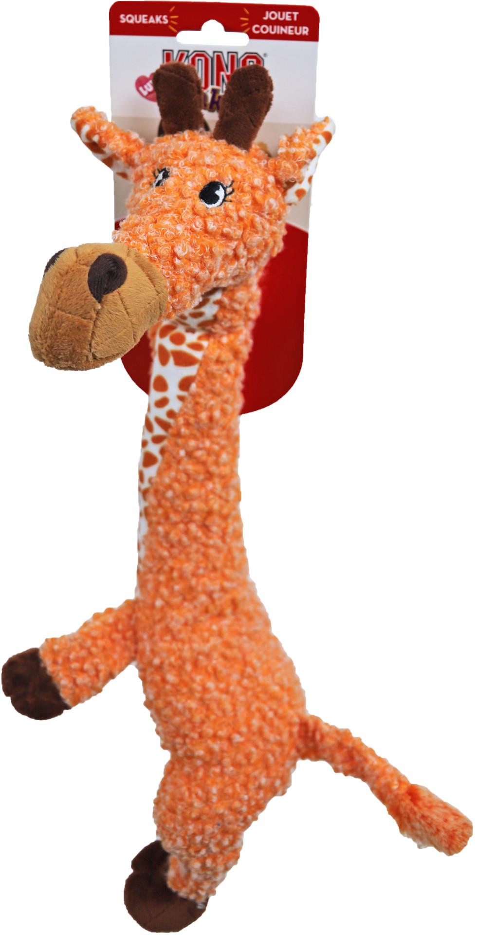 Kong Shakers Luvs giraffe large