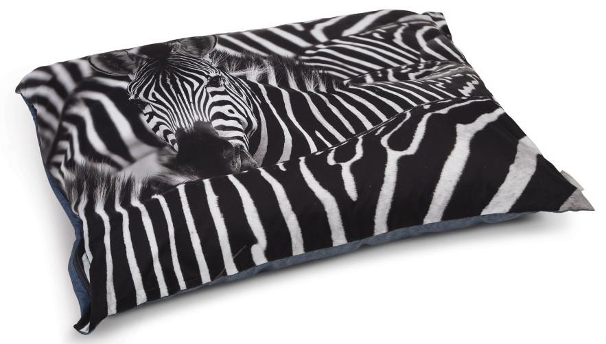 Beeztees loungekussen Zebra