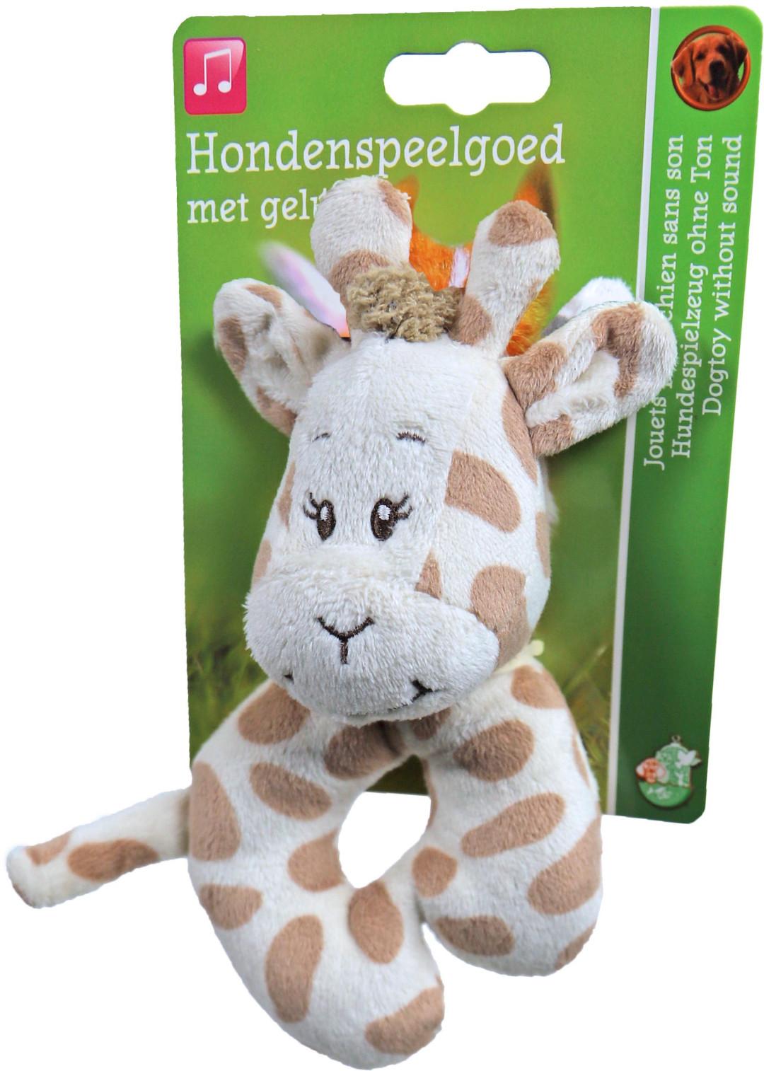 Giraffe zonder geluid <br>13 cm
