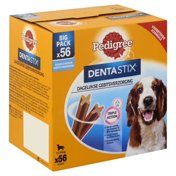 Pedigree Dentastix medium 56-pack