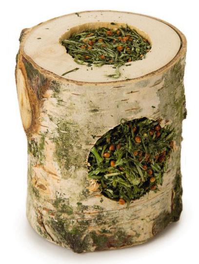 Beeztees hout knaagstam peterselie/gierst