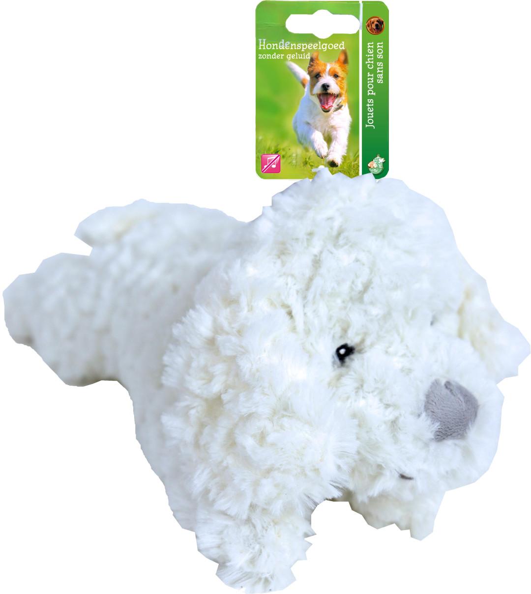 Hond zonder geluid <br>34 cm