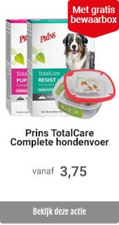 Prins TotalCare hond met gratis bewaarbox