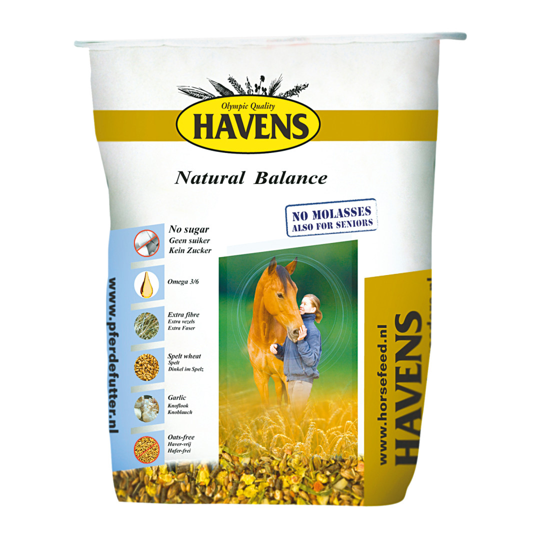 Havens Natural Balance 17,5 kg