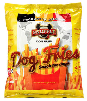 Snuffle Dog Fries 40 gr