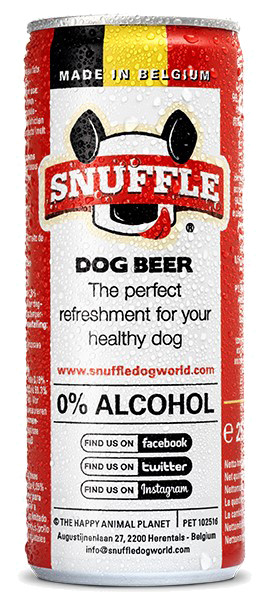 Snuffle Dog Beer original 250 ml