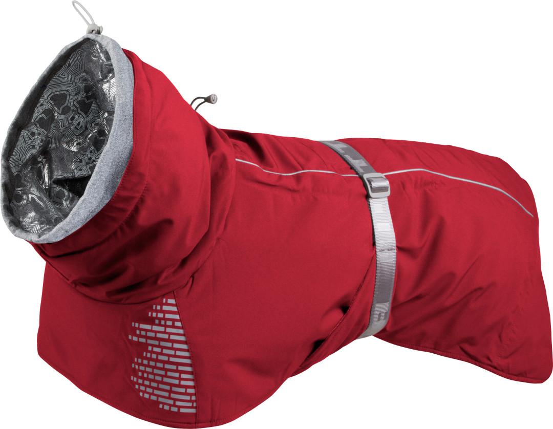 Hurtta hondenjas Extreme Warmer lingon
