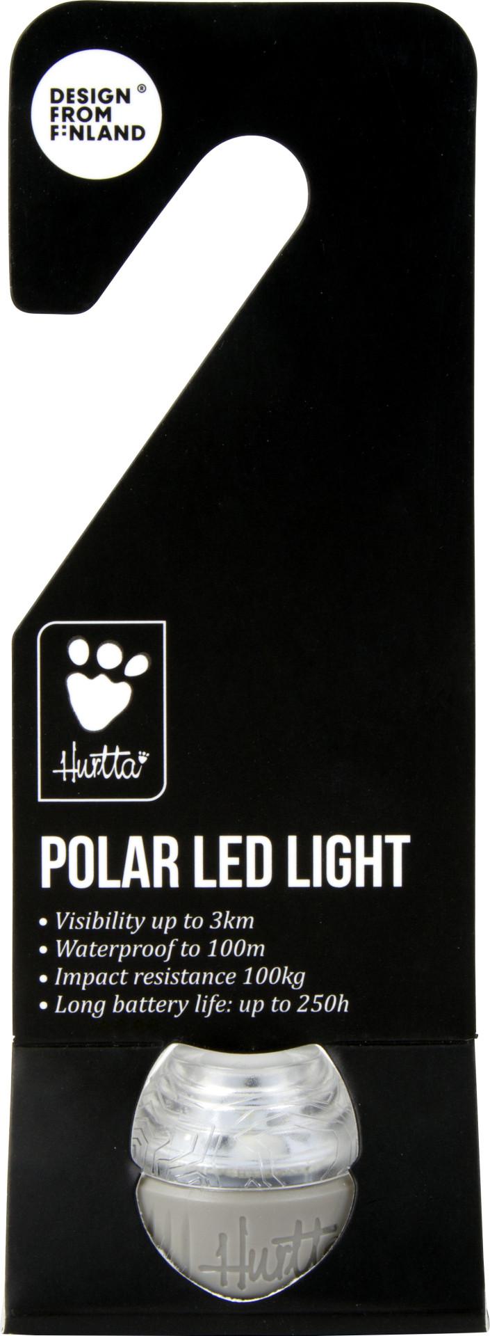 Hurtta Adventure Polar LED lamp shadow
