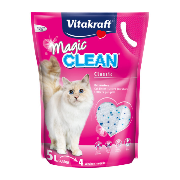 Magic Clean kattenbakvulling 5 ltr