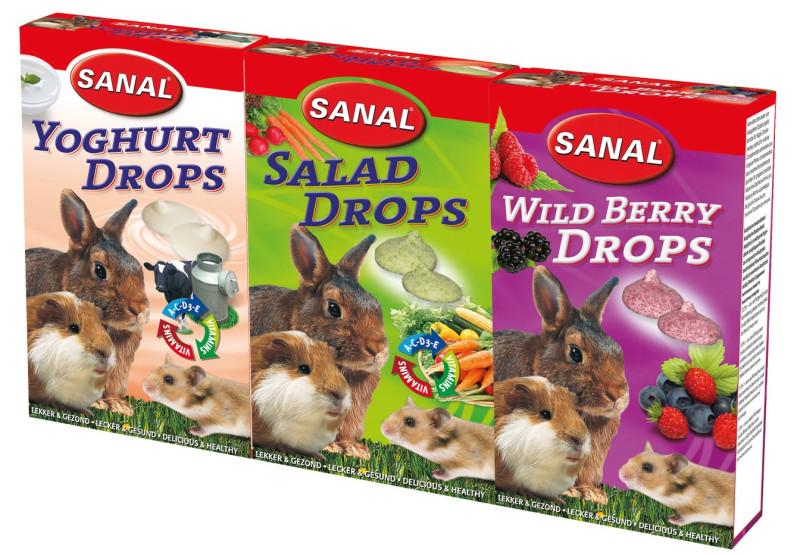 Sanal drops 3 x 45 gr