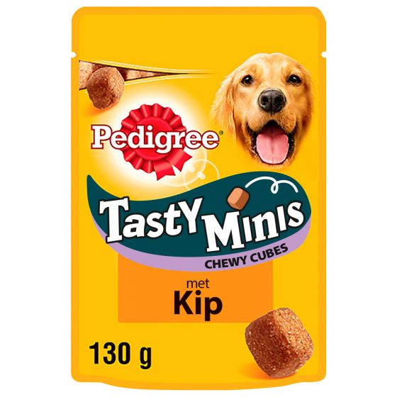 Pedigree Tasty Minis Chewy Cubes 130 gr