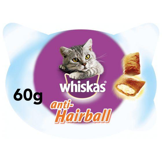 Whiskas Anti-Hairball 60 gr
