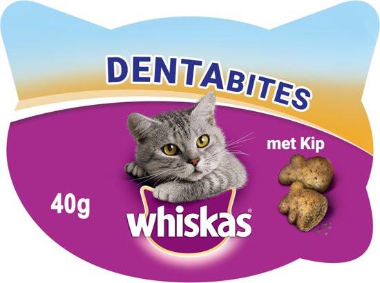 Whiskas Dentabites <br>40 gr