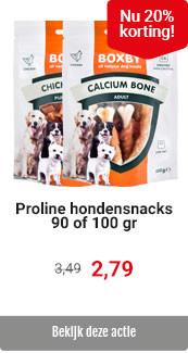 Proline 20% korting