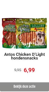 Chicken D'Light korting