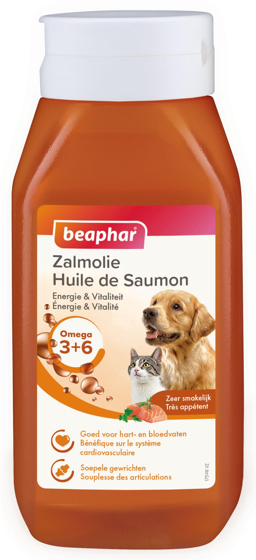 Beaphar Zalmolie<br>430 ml