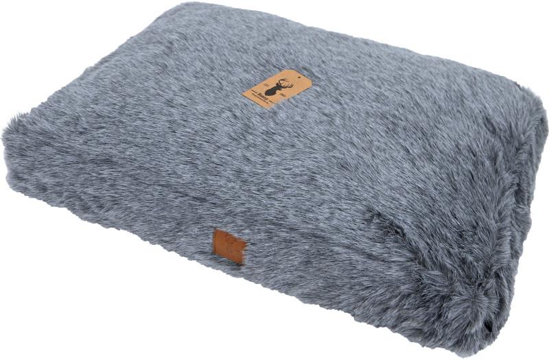 Boony Est. 1941 ligkussen Badger Grey