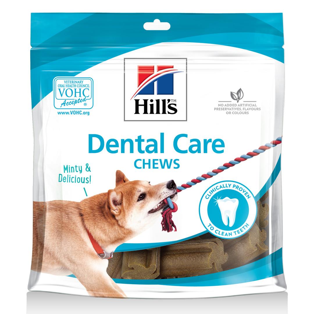 Hill's Dental Care Chews Dog Treats<br>170 gr