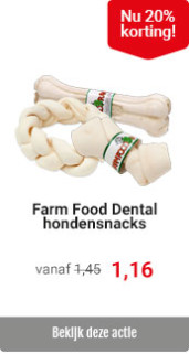 Farm Food 20% korting