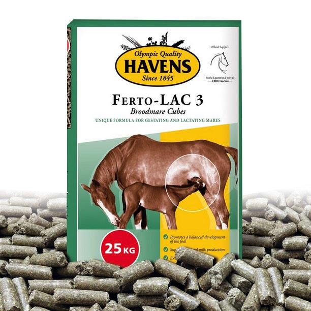 Havens Ferto-LAC3 merrie-speciaalbrok <br>25 kg