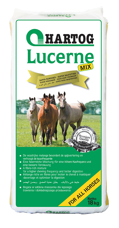 Hartog Lucerne-mix<br>18 kg