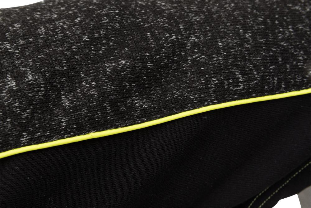 TRIXIE trui Hudson zwart/grijs