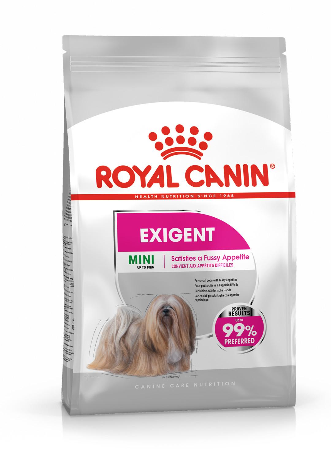 Royal Canin hondenvoer Exigent Mini 3 kg