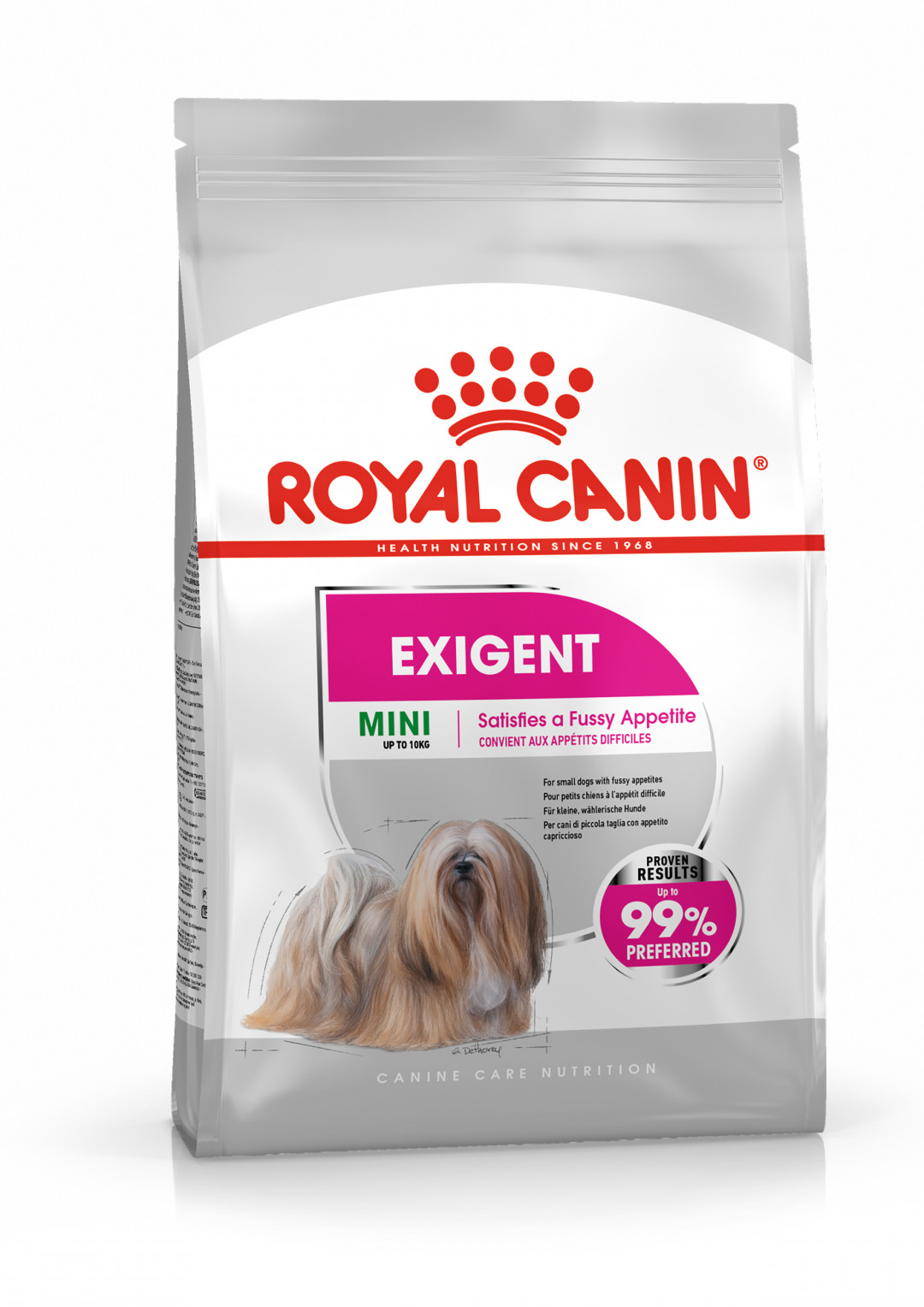 Royal Canin hondenvoer Exigent Mini 1 kg