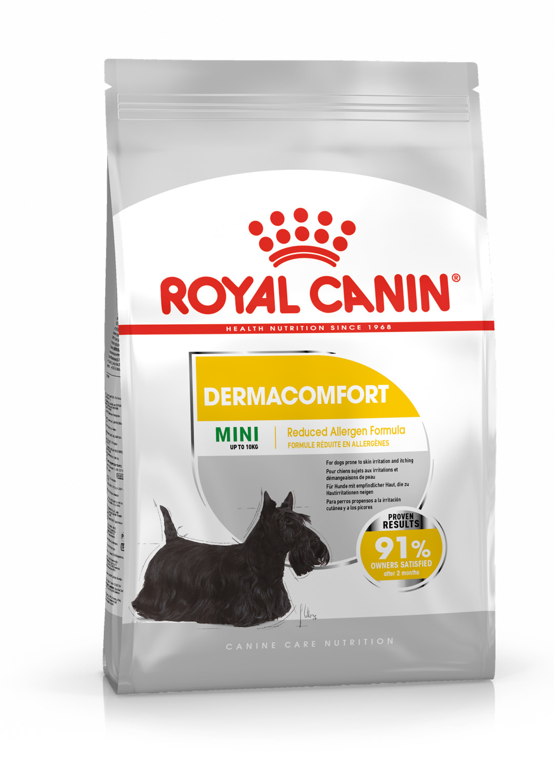 Royal Canin hondenvoer Derma-comfort Mini 1 kg