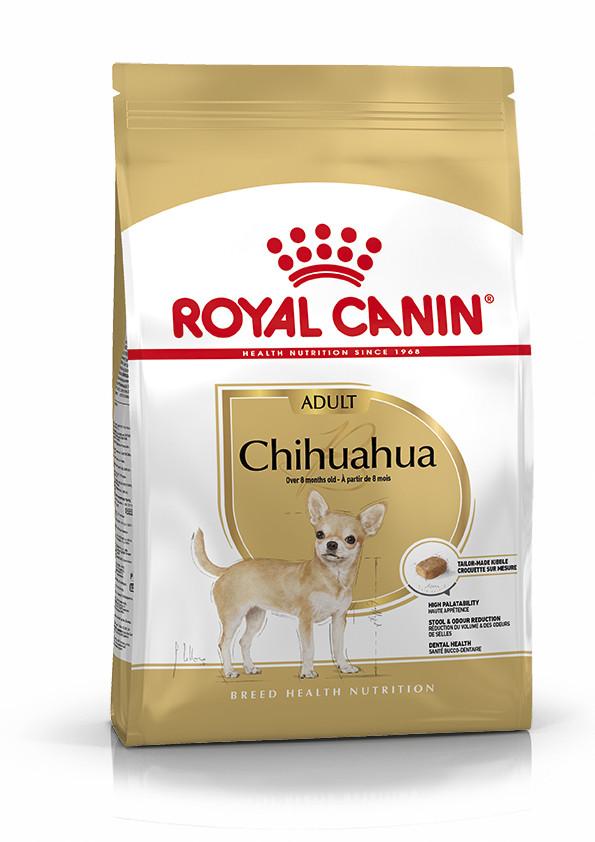 Royal Canin hondenvoer Chihuahua Adult 1,5 kg