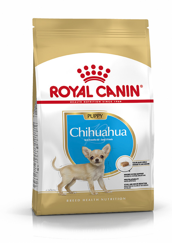 Royal Canin hondenvoer Chihuahua Puppy 1,5 kg