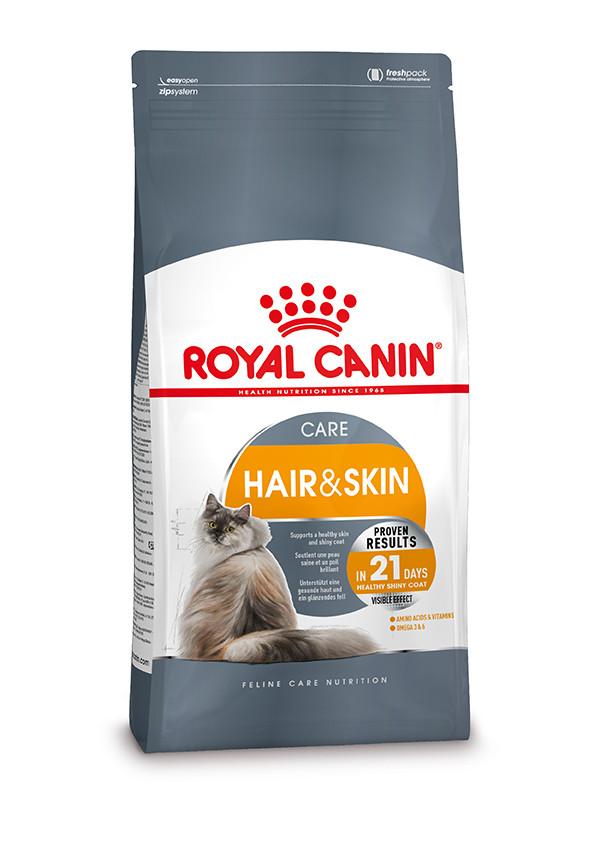 Royal Canin kattenvoer Hair & Skin Care 4 kg