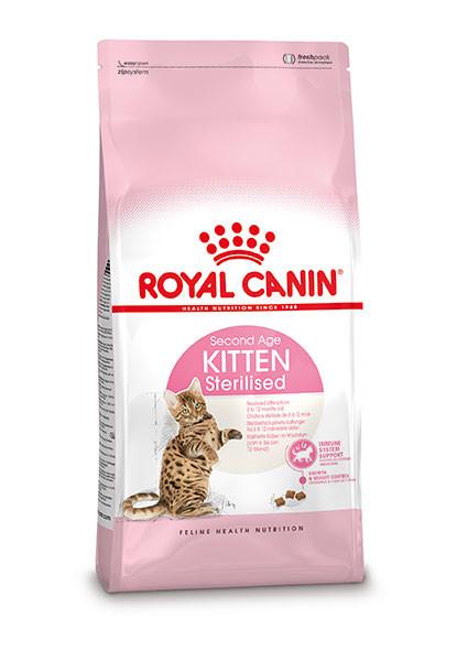 Royal Canin kattenvoer Kitten Sterilised 2 kg