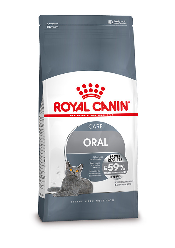 Royal Canin kattenvoer Oral Care 8 kg