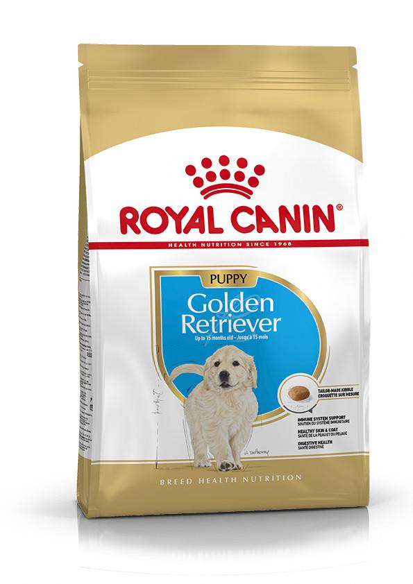 Royal Canin hondenvoer Golden Retriever Puppy 12 kg