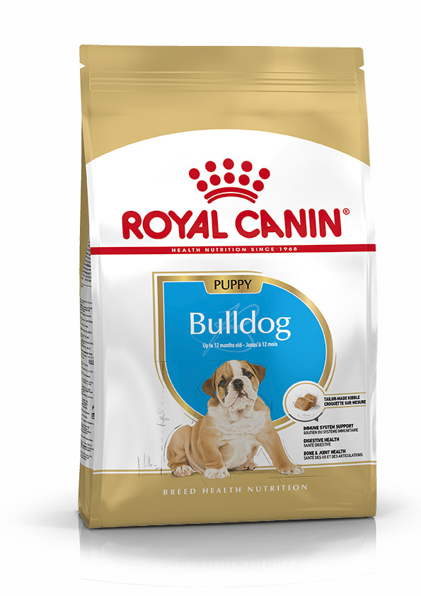 Royal Canin hondenvoer Bulldog Puppy 12 kg