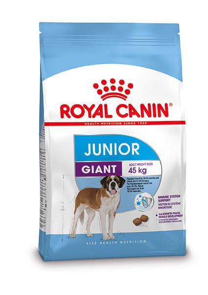 Royal Canin hondenvoer Giant Junior 15 kg