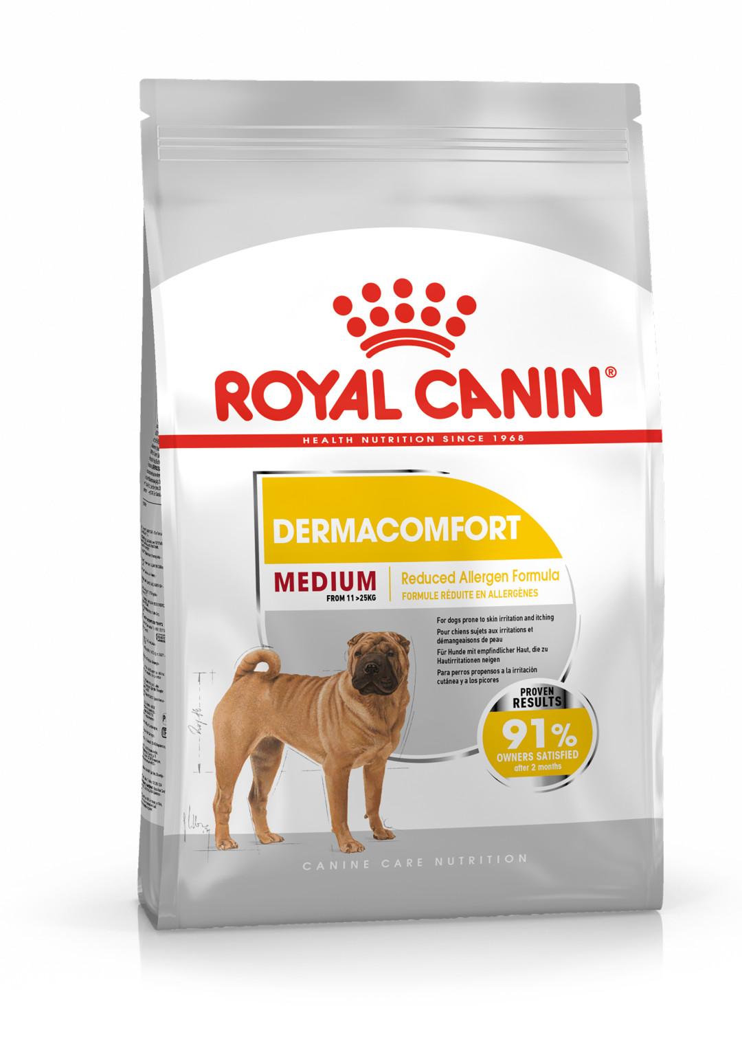 Royal Canin hondenvoer Derma-comfort Medium 10 kg