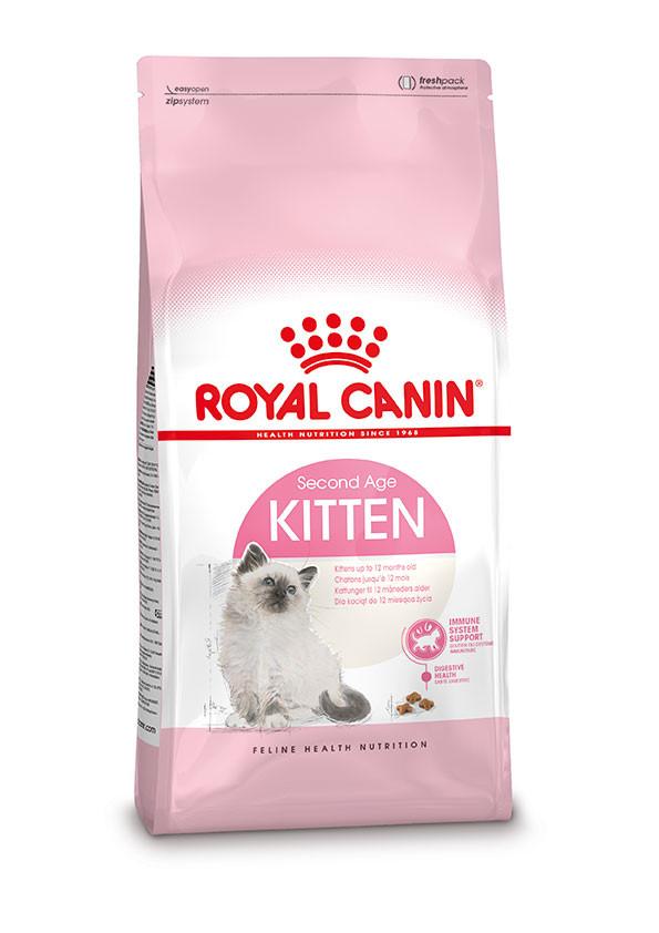 Royal Canin kattenvoer Kitten 4 kg