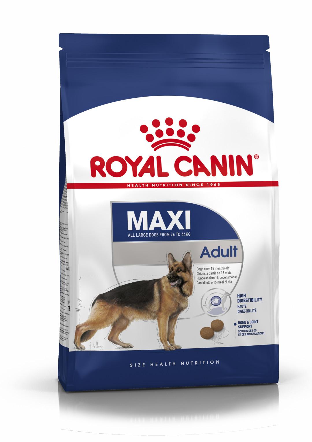 Royal Canin hondenvoer Maxi Adult 4 kg