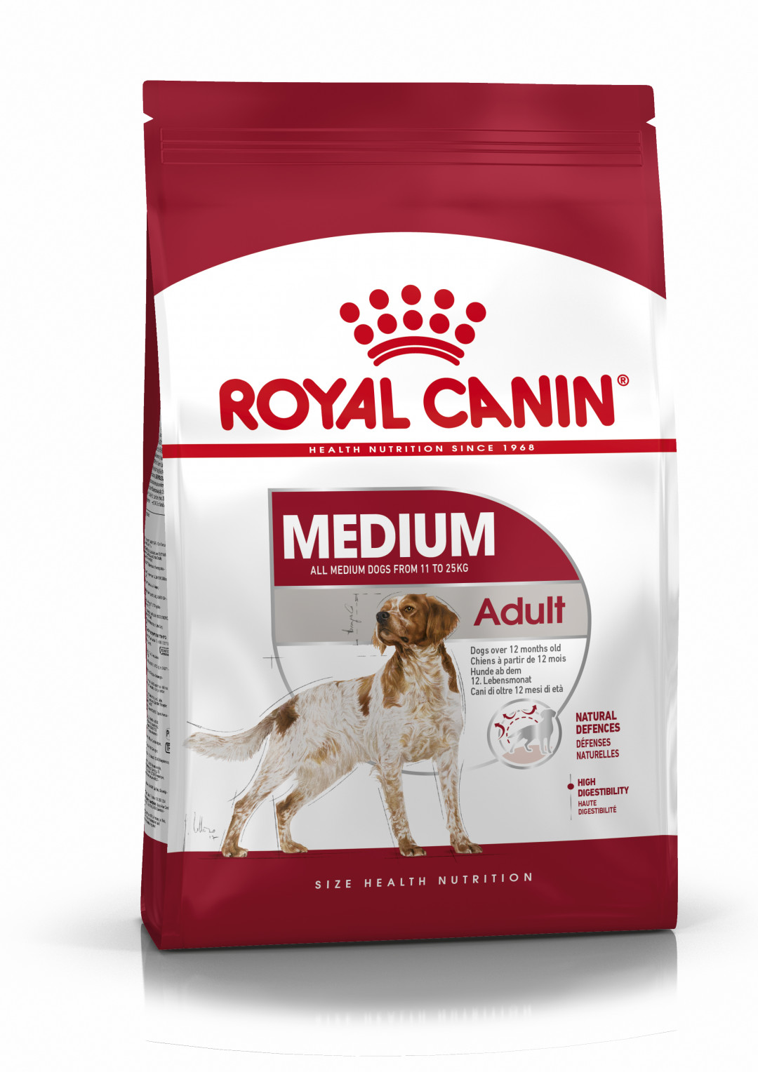 Royal Canin hondenvoer Medium Adult 4 kg