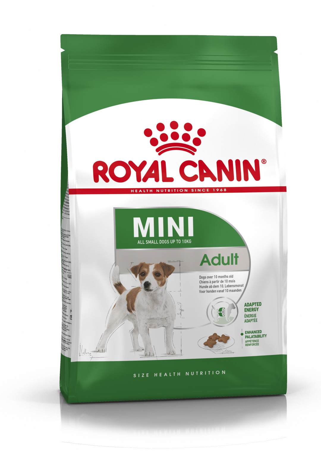Royal Canin hondenvoer Mini Adult 8 kg