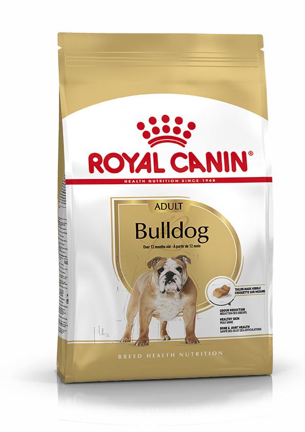 Royal Canin hondenvoer Bulldog Adult 12 kg