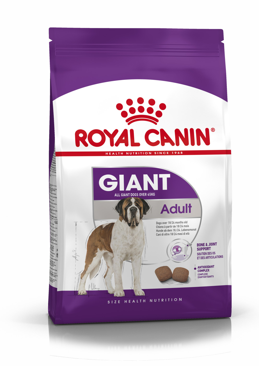 Royal Canin hondenvoer Giant Adult 15 kg