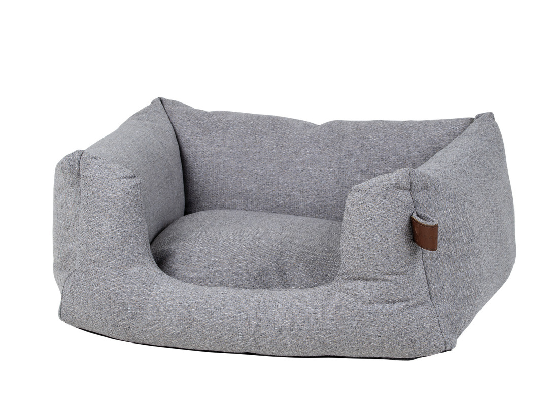 FANTAIL hondenmand Snooze nut grey