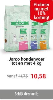 Jarco 10% korting